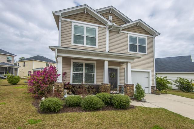 3562 Franklin Tower Drive, Mount Pleasant, SC 29466 (#18004731) :: The Cassina Group