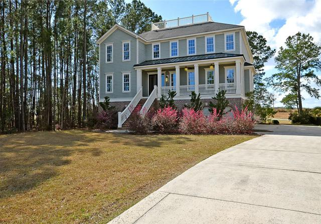 1580 Rivertowne Country Club Drive, Mount Pleasant, SC 29466 (#18004852) :: The Cassina Group