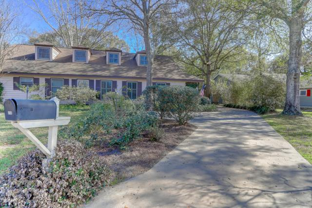 698 Fox Pond Drive, Mount Pleasant, SC 29464 (#18004881) :: The Cassina Group
