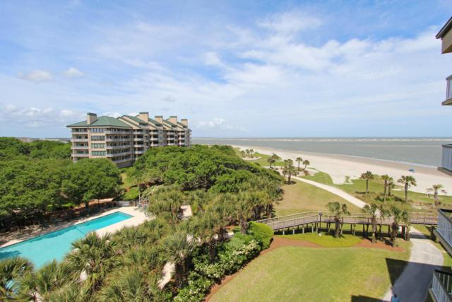 1410 Ocean Club, Isle Of Palms, SC 29451 (#18004903) :: The Cassina Group