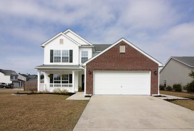 201 Southport Drive, Summerville, SC 29483 (#18004923) :: The Cassina Group