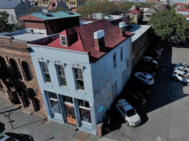 143 E E Bay Street, Charleston, SC 29401 (#18005314) :: The Cassina Group