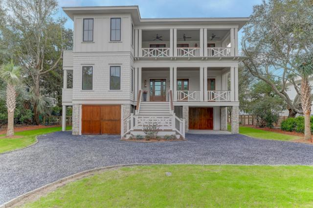 1311 Cove Avenue, Sullivans Island, SC 29482 (#18006357) :: The Cassina Group