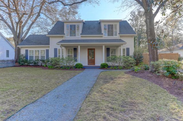 306 Riverland Drive, Charleston, SC 29412 (#18006461) :: The Cassina Group