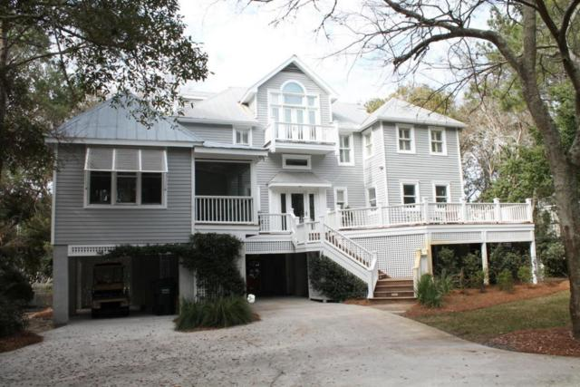 2424 Goldbug Avenue, Sullivans Island, SC 29482 (#18006640) :: The Cassina Group
