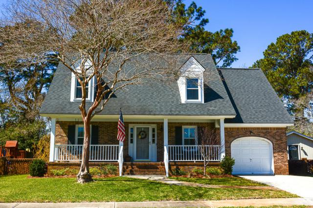 1003 Birchdale Drive, Charleston, SC 29412 (#18007124) :: The Cassina Group