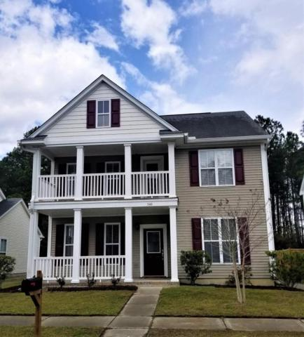 546 Delafield Drive, Summerville, SC 29483 (#18007375) :: The Cassina Group