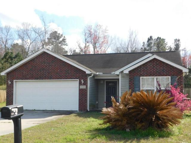 210 Westbrooke Road, Summerville, SC 29483 (#18007529) :: The Cassina Group