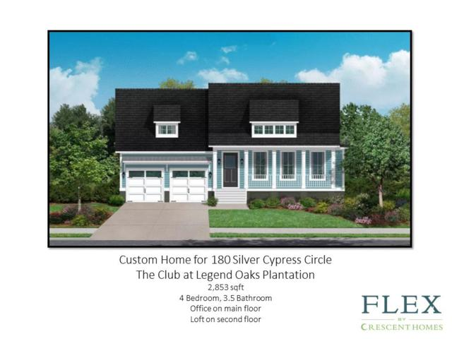 180 Silver Cypress Circle, Summerville, SC 29485 (#18007662) :: The Cassina Group