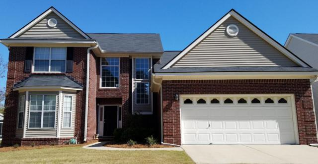 1220 Wild Olive Drive, Mount Pleasant, SC 29464 (#18007670) :: The Cassina Group