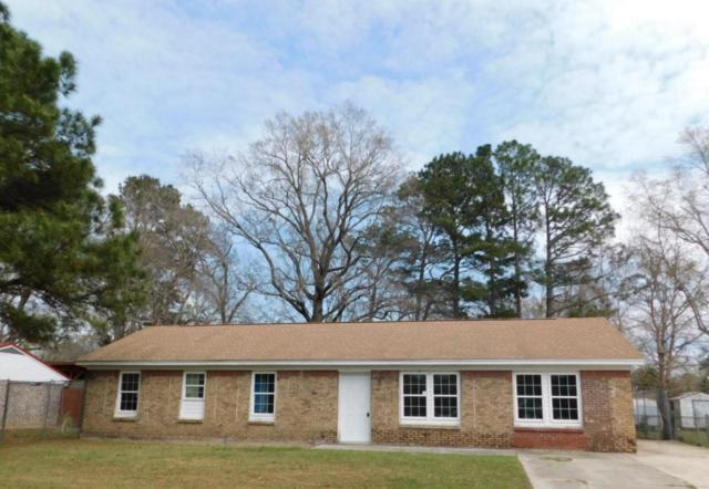 8734 Bucknell Drive, North Charleston, SC 29406 (#18007783) :: The Cassina Group