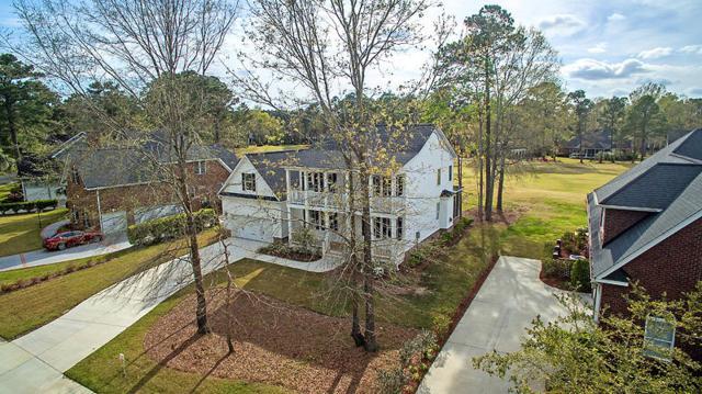 8831 E Fairway Woods Circle, North Charleston, SC 29420 (#18009064) :: The Cassina Group