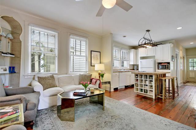 22 Council Street A & B, Charleston, SC 29401 (#18009115) :: The Cassina Group
