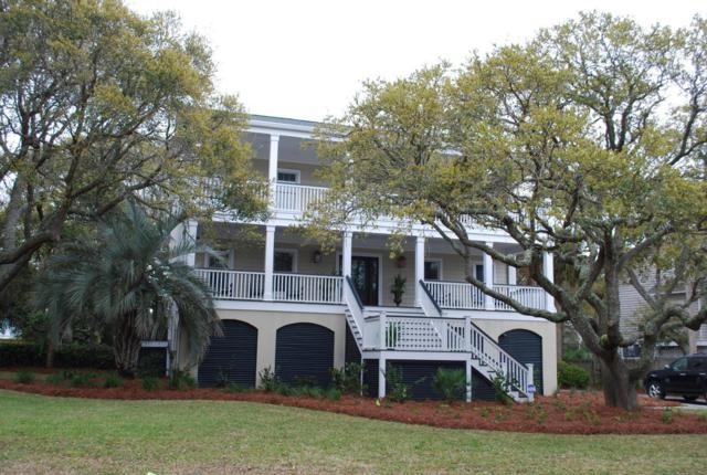 8 43rd Avenue, Isle Of Palms, SC 29451 (#18009762) :: The Cassina Group