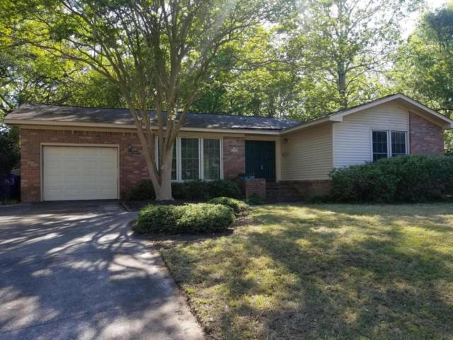 1424 Glencoe Drive, Mount Pleasant, SC 29464 (#18010250) :: The Cassina Group
