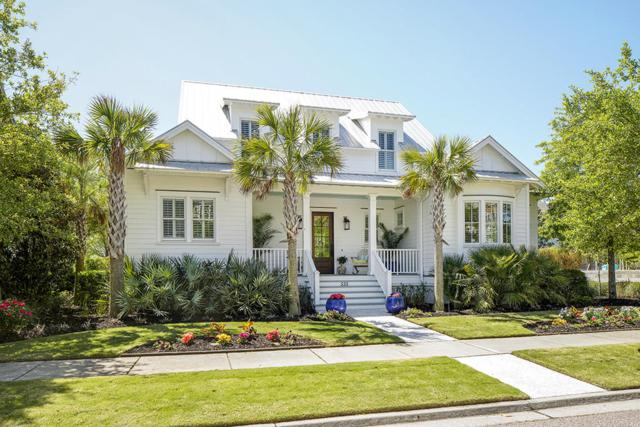535 Park Crossing Drive, Charleston, SC 29492 (#18011075) :: The Cassina Group