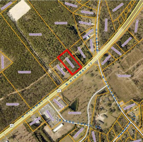 01 17 North Highway, Mcclellanville, SC 29458 (#18012590) :: The Cassina Group