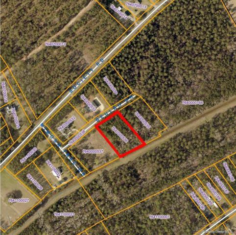 5 Beulah Drive, Mcclellanville, SC 29458 (#18012591) :: The Cassina Group