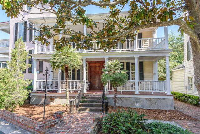 10 Water Street, Charleston, SC 29401 (#18012914) :: The Cassina Group