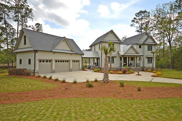 4185 Duck Club Road, Ravenel, SC 29470 (#18012916) :: The Cassina Group