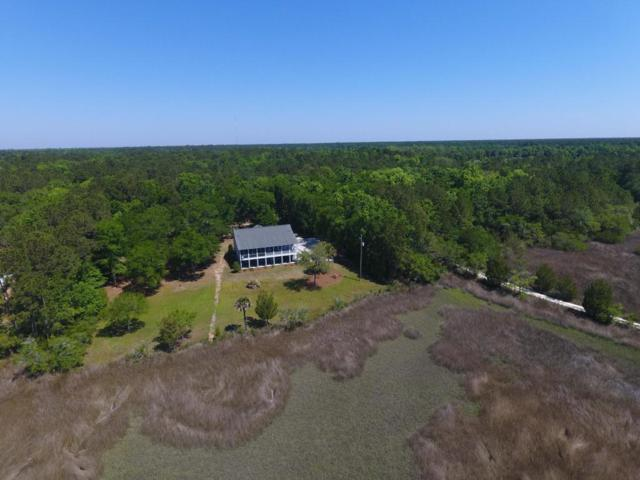 0 Flyby Road, Mcclellanville, SC 29458 (#18013626) :: The Cassina Group