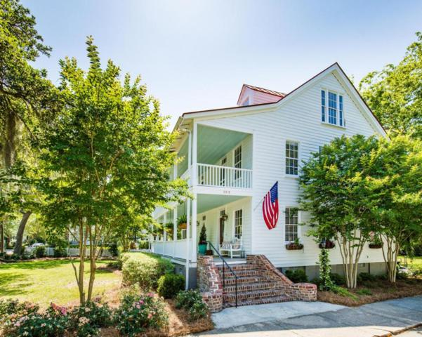 107 Bennett Street, Mount Pleasant, SC 29464 (#18013635) :: The Cassina Group
