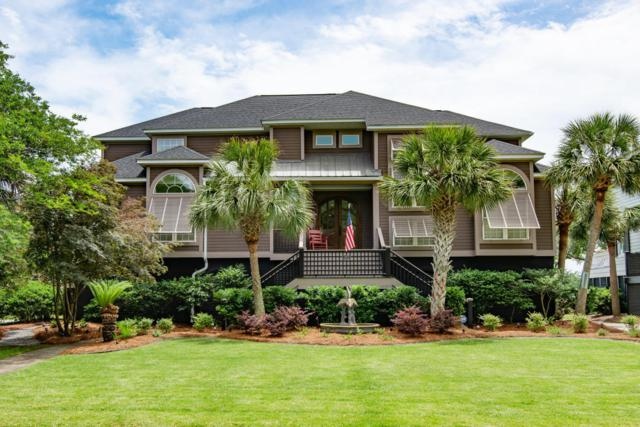 4181 Victory Pointe Drive, Mount Pleasant, SC 29466 (#18014575) :: The Cassina Group