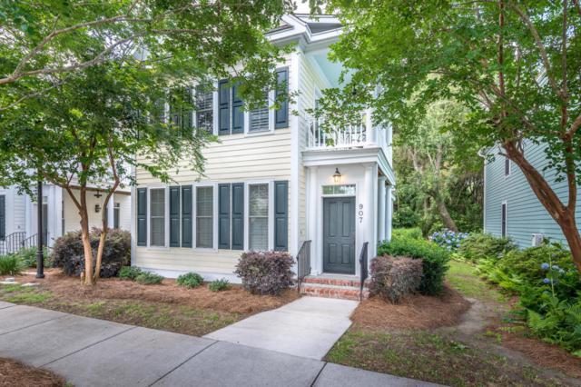 907 High Nest Lane, Charleston, SC 29412 (#18014836) :: The Cassina Group