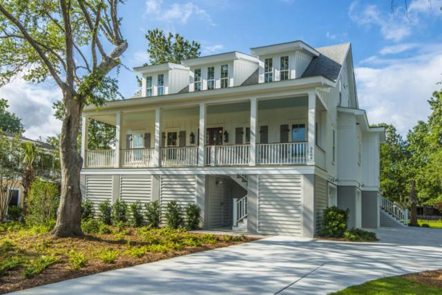 3509 Henrietta Hartford Road, Mount Pleasant, SC 29466 (#18014854) :: The Cassina Group