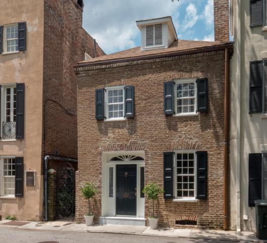 14 Elliott Street, Charleston, SC 29401 (#18015955) :: The Cassina Group