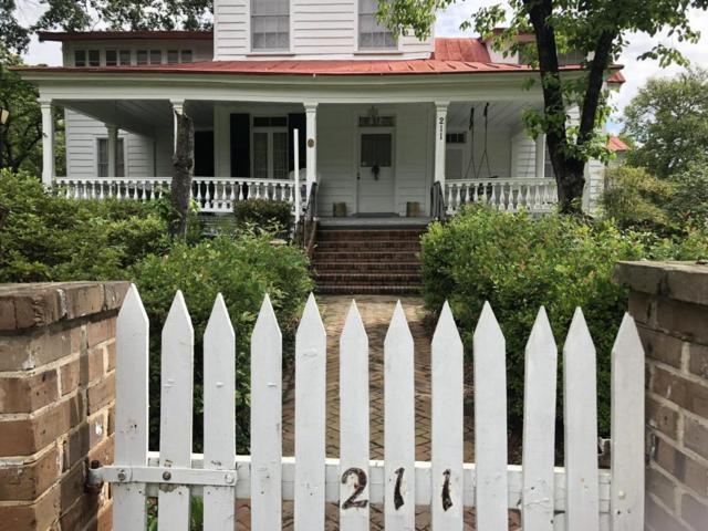 211 W Richardson Avenue, Summerville, SC 29483 (#18016233) :: The Cassina Group