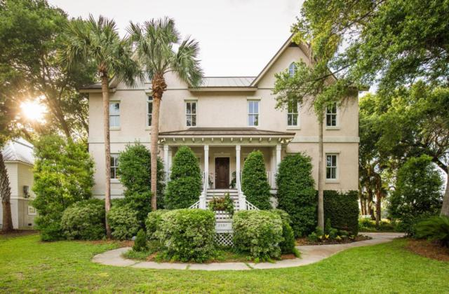 2907 Waterway Boulevard, Isle Of Palms, SC 29451 (#18016353) :: The Cassina Group