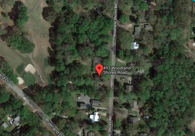 493 Woodland Shores Road, Charleston, SC 29412 (#18016740) :: The Cassina Group