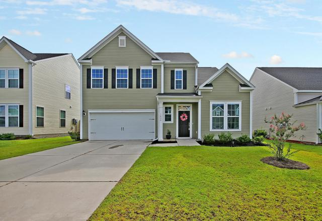 1406 Dahoo Lane, Ladson, SC 29456 (#18018721) :: The Cassina Group