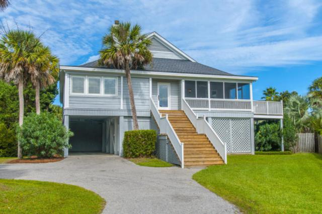 6 50th Avenue, Isle Of Palms, SC 29451 (#18018800) :: The Cassina Group