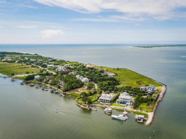 813 Conquest Avenue, Sullivans Island, SC 29482 (#18018922) :: The Cassina Group