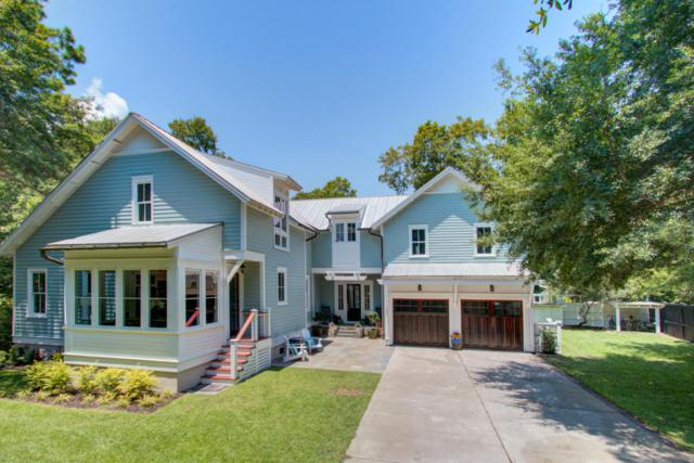 55 Frogmore Road, Mount Pleasant, SC 29464 (#18019884) :: The Cassina Group