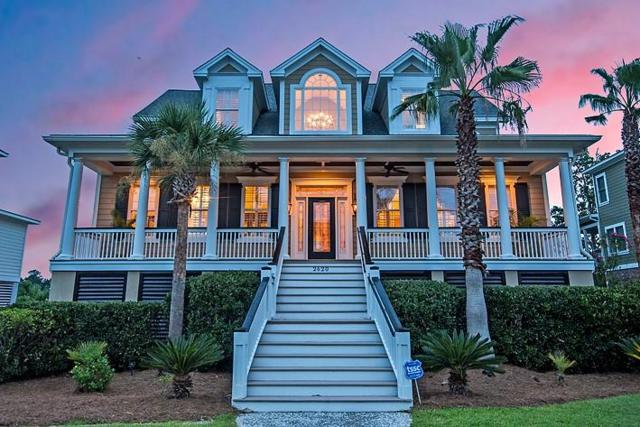 2620 Crooked Stick Lane, Mount Pleasant, SC 29466 (#18020424) :: The Cassina Group