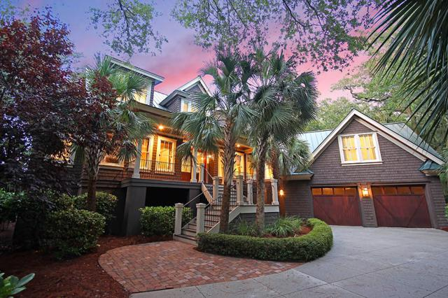 40 Kiawah Island Club Drive, Kiawah Island, SC 29455 (#18020885) :: The Cassina Group