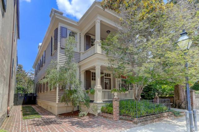 52 Tradd Street, Charleston, SC 29401 (#18021330) :: The Cassina Group