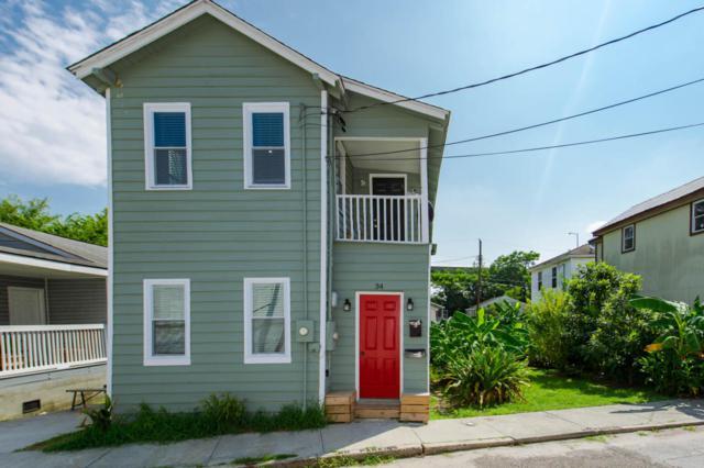 34 H Street A & B, Charleston, SC 29403 (#18021337) :: The Cassina Group