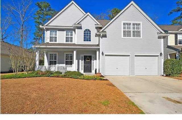 4836 Law Boulevard, Summerville, SC 29485 (#18021705) :: The Cassina Group