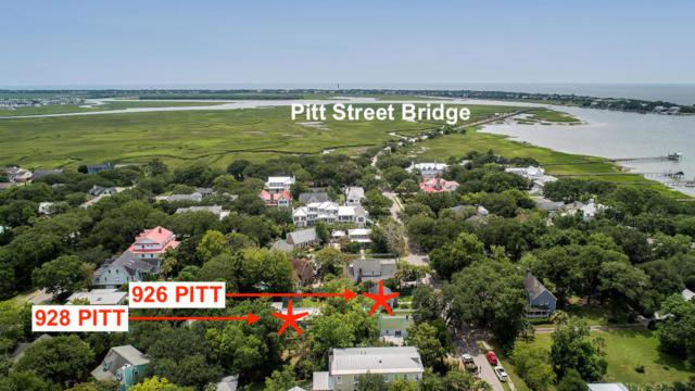 928 Pitt Street, Mount Pleasant, SC 29464 (#18022076) :: The Cassina Group