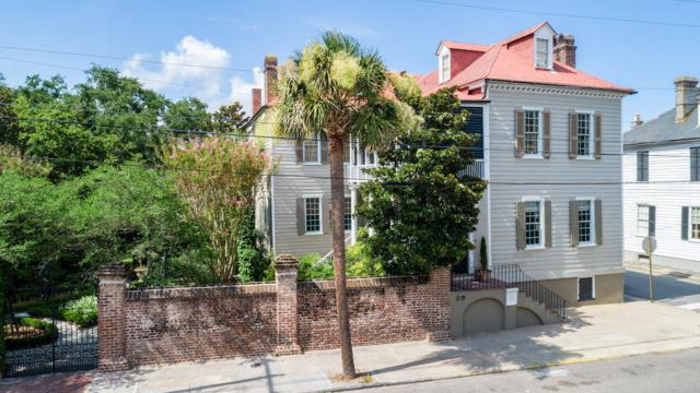 58 South Battery, Charleston, SC 29401 (#18022840) :: The Cassina Group