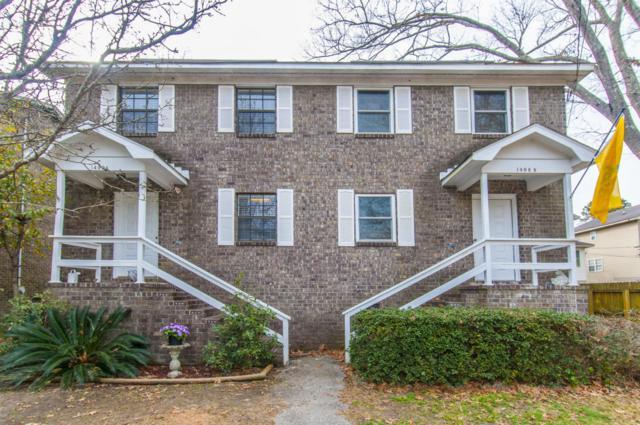 1498 Theresa Drive A, Charleston, SC 29412 (#18023258) :: The Cassina Group