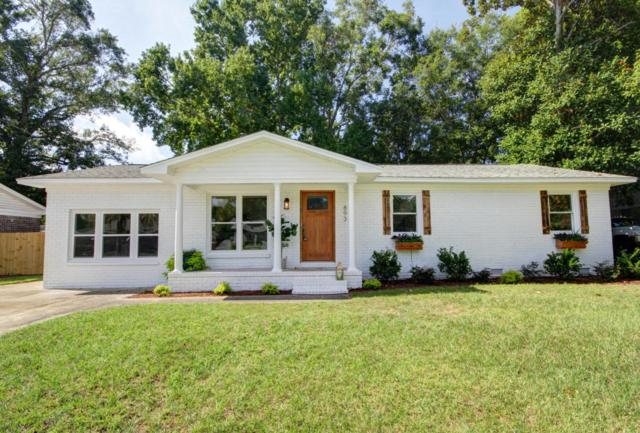 893 Randall Drive, Mount Pleasant, SC 29464 (#18026709) :: The Cassina Group