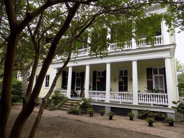 9 Franklin Street C, Charleston, SC 29401 (#18027660) :: The Cassina Group