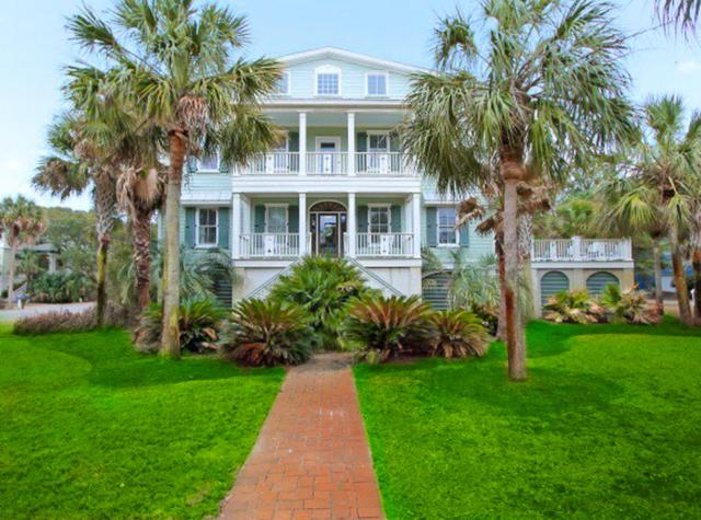 2 55th Avenue, Isle Of Palms, SC 29451 (#18027897) :: The Cassina Group