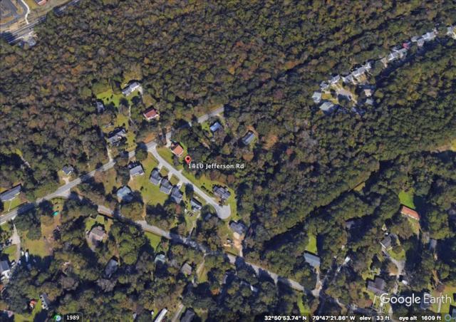 1410 Jefferson Road, Mount Pleasant, SC 29466 (#18028175) :: The Cassina Group