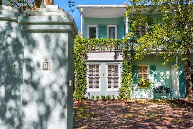 4 Tradd Street, Charleston, SC 29401 (#18028434) :: The Cassina Group